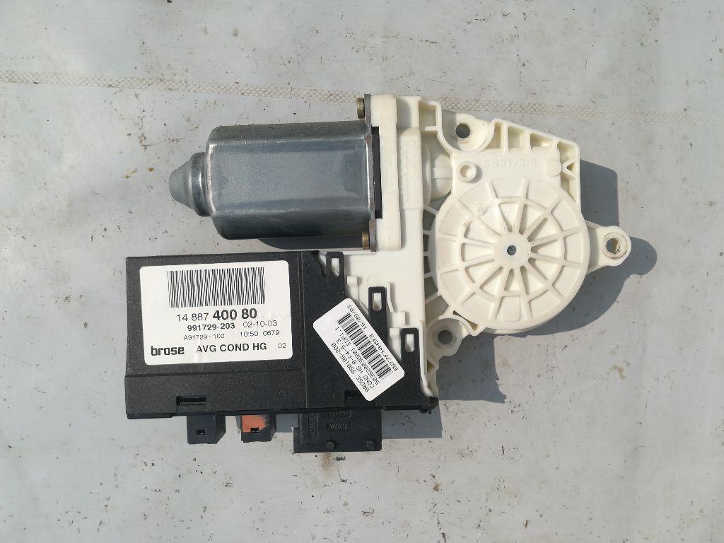 Моторчик стеклоподъемника передний левый   1488740080
