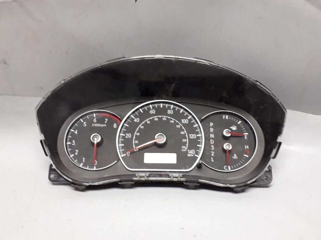 Щиток приборов (приборная панель) Suzuki SX4 1 34110-80J40, 3411080J40
